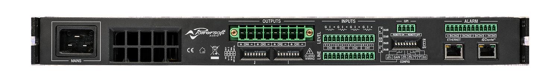 ALC-1604D Amplifier - back image