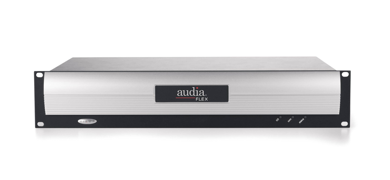 AudiaFLEX configurable audio DSP