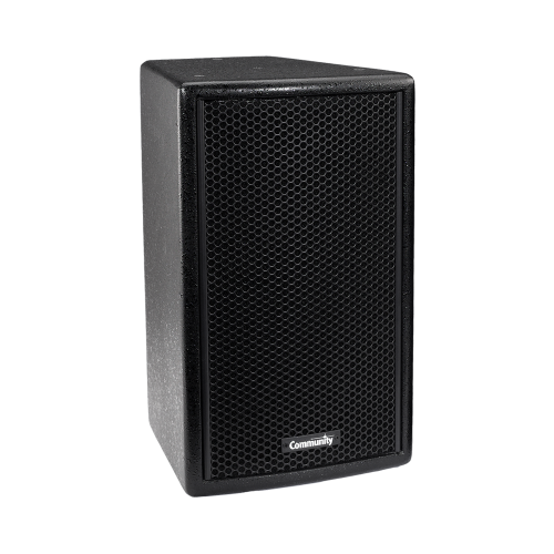 V2-6 Point Source Loudspeaker, 2-way, full-range, suitable for wide variety of fixed installations.