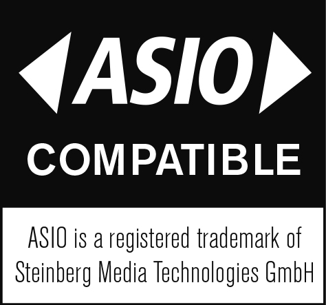 ASIO compatible