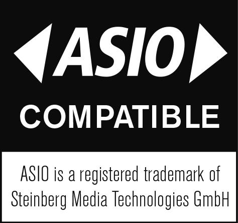 ASIO compatible