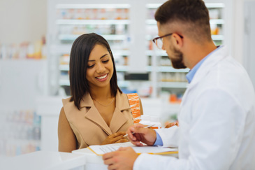Pharmacy - Retail
