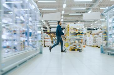 Supermarket - Retail