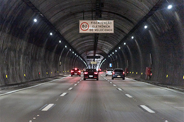 Audio for road tunnels - Transportation