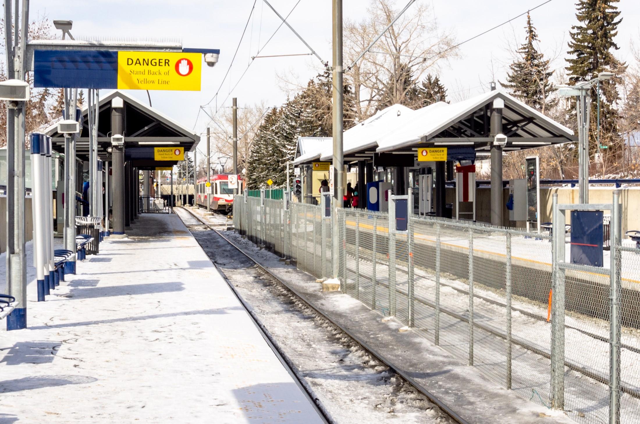 Rail Transportation Platform