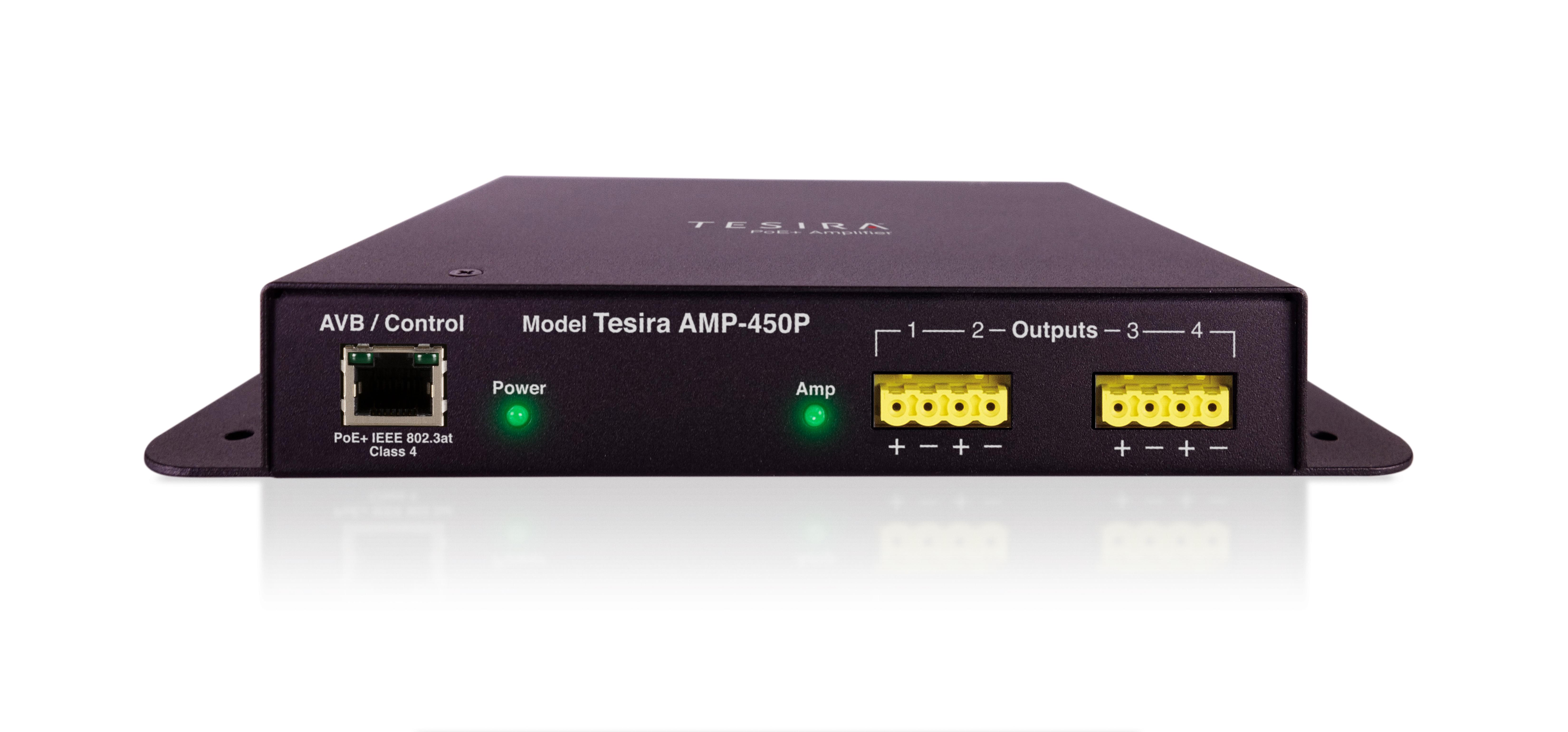 Tesira AMP-450P