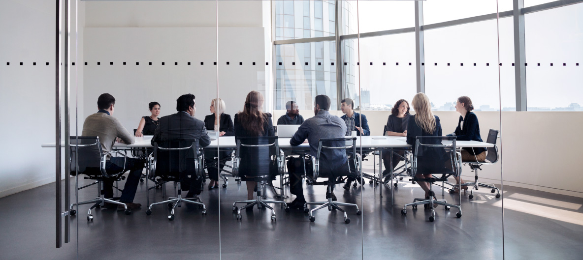 Audio Solutions For Large Conference Rooms - Extra large conference table