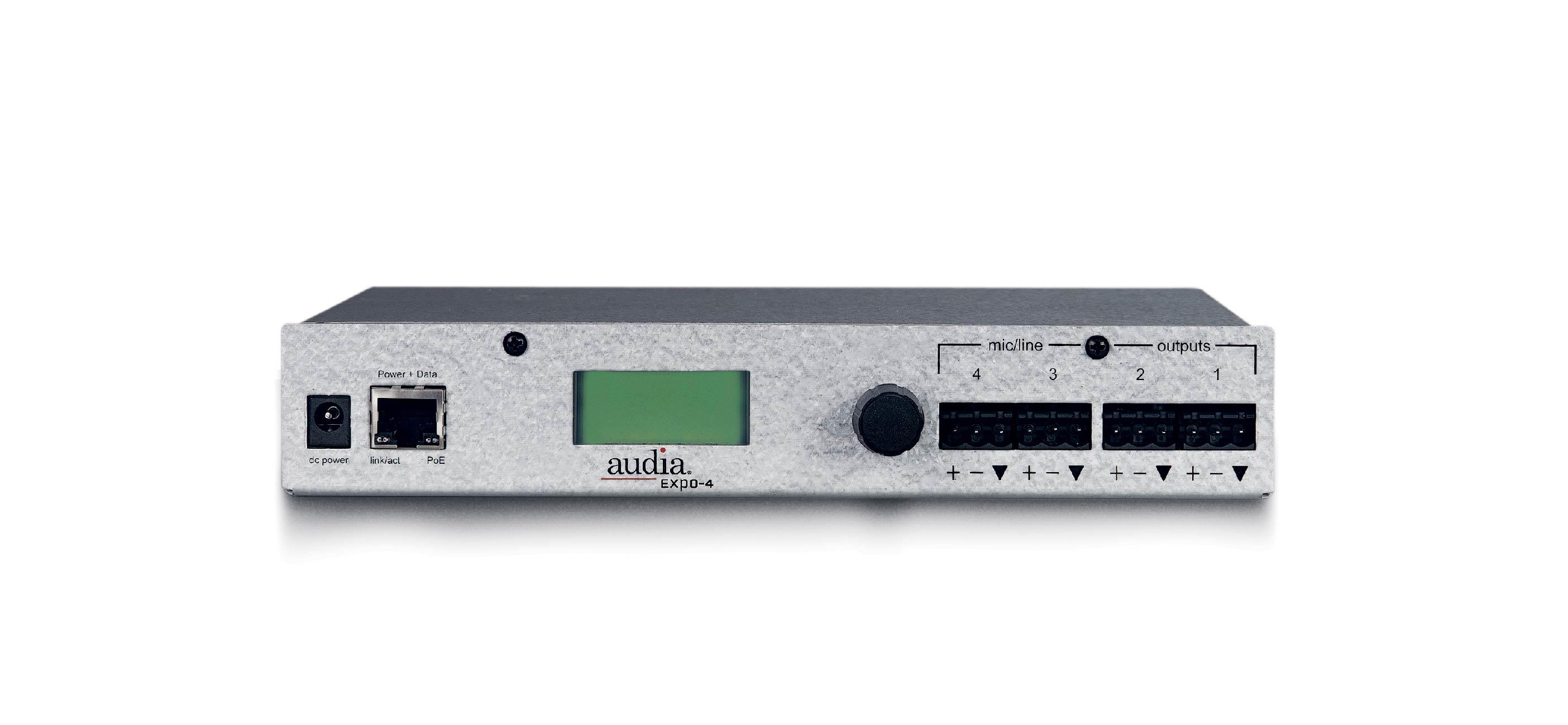 Audia Mini-Expanders