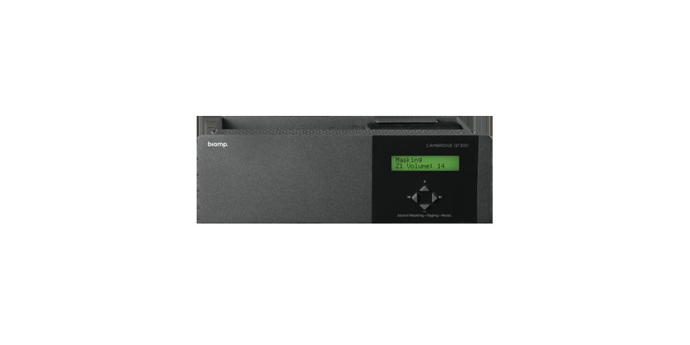Qt 300 - 3 Zone Sound Masking Generator