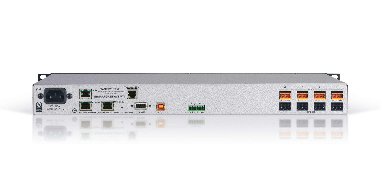 Tesira Fixed Audio Dsp Panel Board Wiring Software Zoom View
