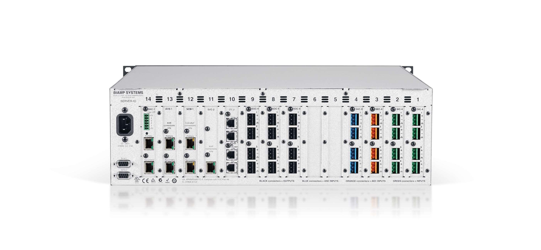 Tesira Configurable Audio DSP