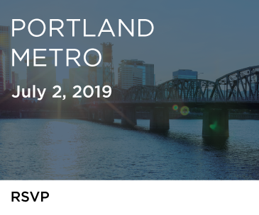 Portland, Oregon Metro Area